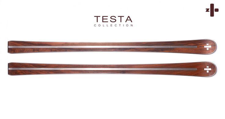 World's most  expensive wooden ski - zai-testa Price €4,900.00 Delivery: Worldwide for 2 weeks. More info: http://lux-exchange.com/main_menu/zai_ski_testa  #ski #zai-ski #zaiski #mostexpensive #luxuryski #mountainski #sport #woodenski #madeinswitzerland #luxurylifestyle #skidesign #wood #royalssecret