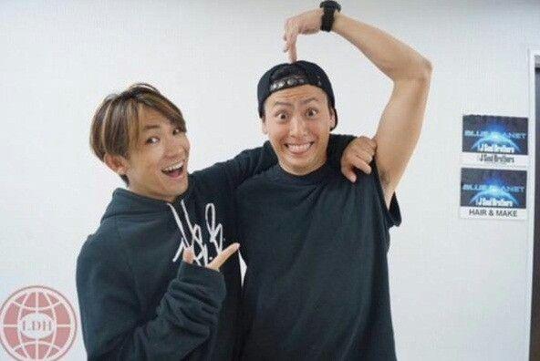 Yamashita Kenjiro & Naoto