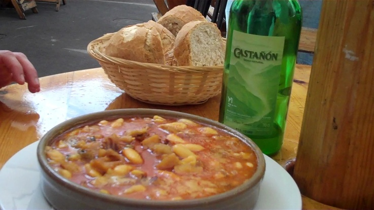 17 best images about gastronom a asturiana on pinterest for Asturias cuisine