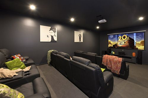 A great home theater.