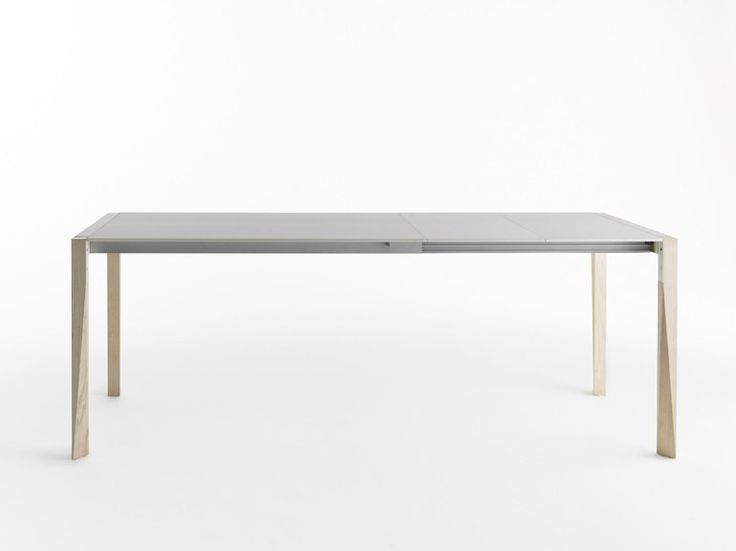 Ausziehbarer Tisch TANGO by HORM.IT Design Joe Doucet