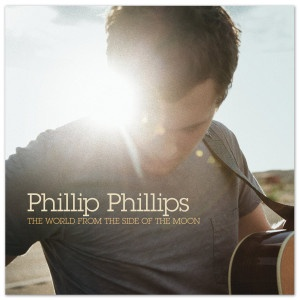 Phillip Phillips CD - The World From The Side Of The Moon