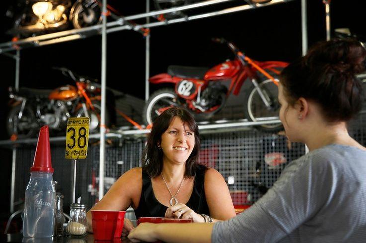 Girl's Brunch at Wickham Motorcyle Cafe - Newcastle NSW #huntervalley