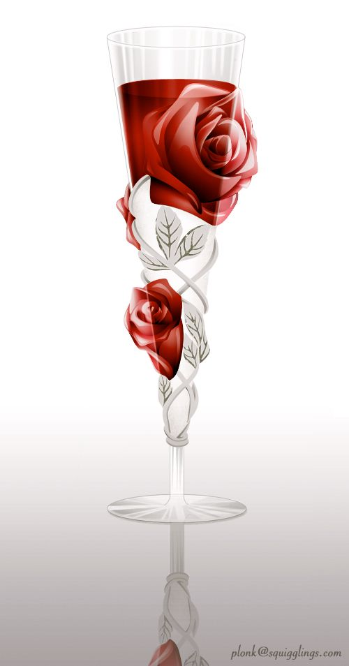Skip Beat glass. I wish it were real (Valentins Day Games Romances)