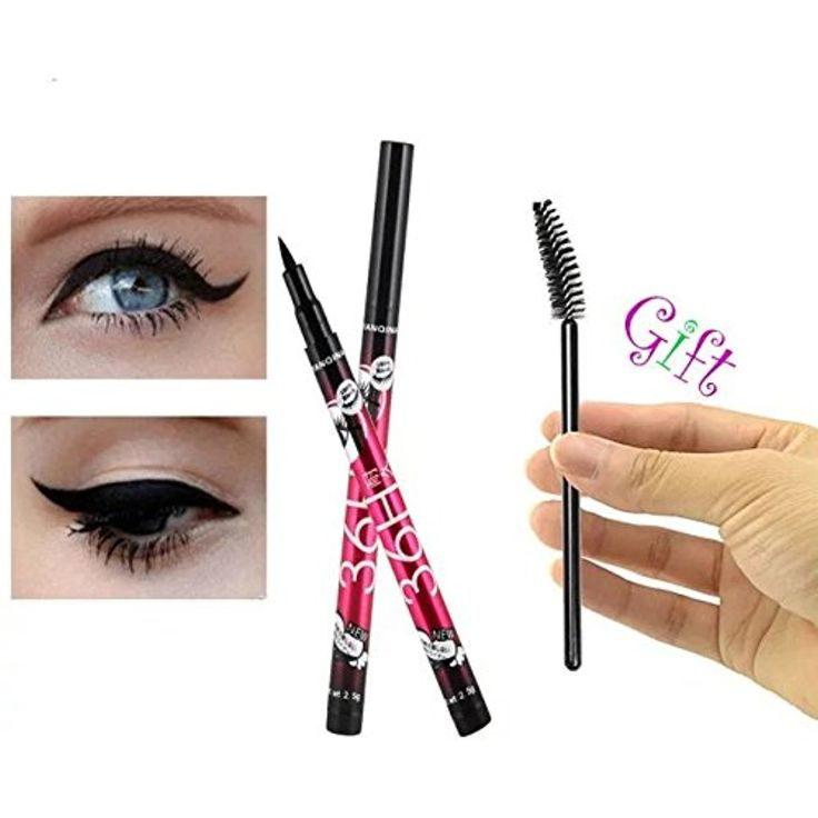 EYX Formula Black Eyeliner Liquid Pencil Eyeliner Pen, Portable Makeup Eyeliner Pen for Eye Painting. ** Learn more by visiting the image link. (This is an affiliate link and I receive a commission for the sales)