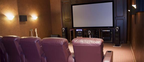 DIY $3000 home movie theater