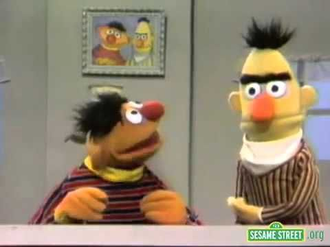 Sesame Street, Bert Gets Angry - Red (Zones of Regulation) - YouTube