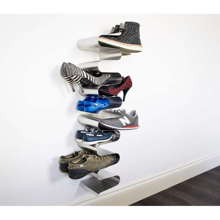 nest shoe rack wall mounted at store uber cool take on the traditional shoe rack from the designers at jme this wall