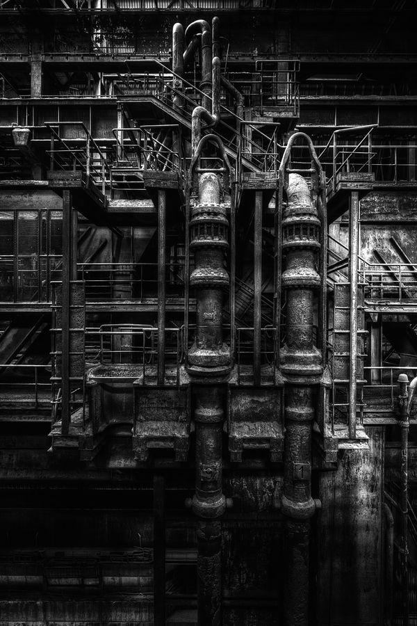 Photograph Steel Factory by Aurélien  Villette on 500px