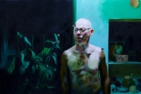Insomnia(The Bakers House)70x100cm