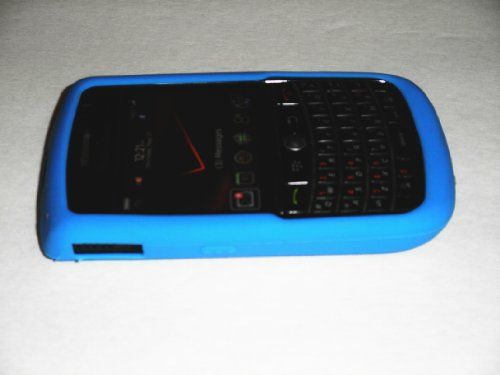 Buy Premium (BLUE) Silicone Soft Skin Case Cover for RIM BlackBerry 9630 or BlackBerry 9650 NEW for 0.01 USD | Reusell
