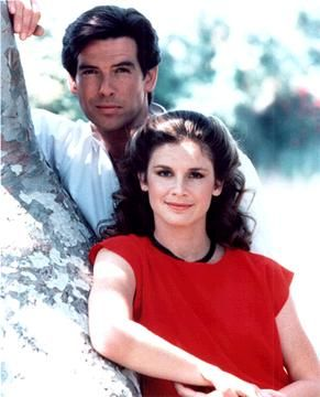 Remington Steele!  I still watch !