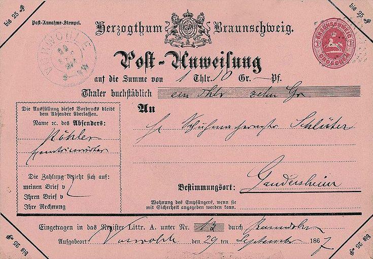 Telegraphic Transfer Deutsch