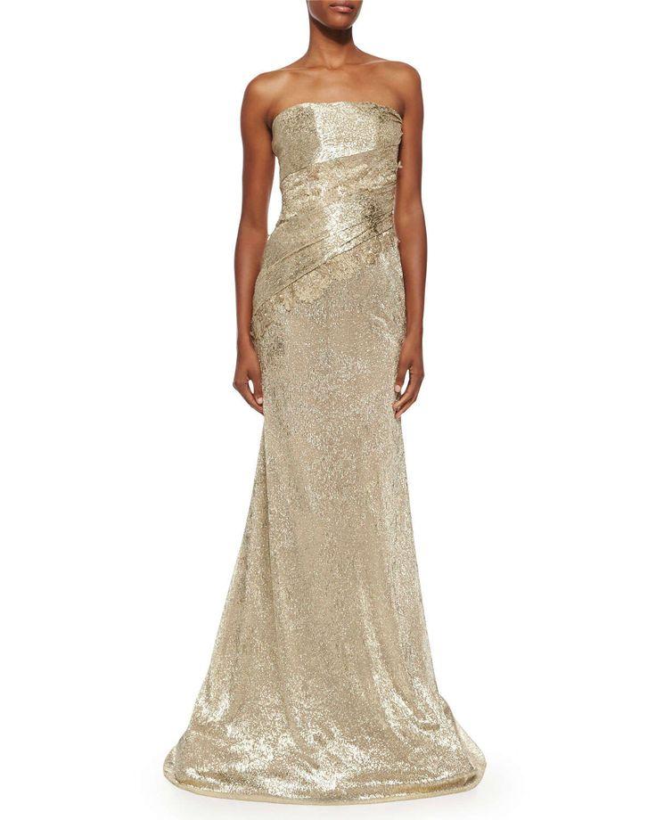 12 best gowns images on Pinterest | Neiman marcus, Designer dresses ...