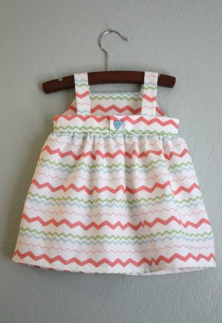 Easy dress patterns for toddlers free download