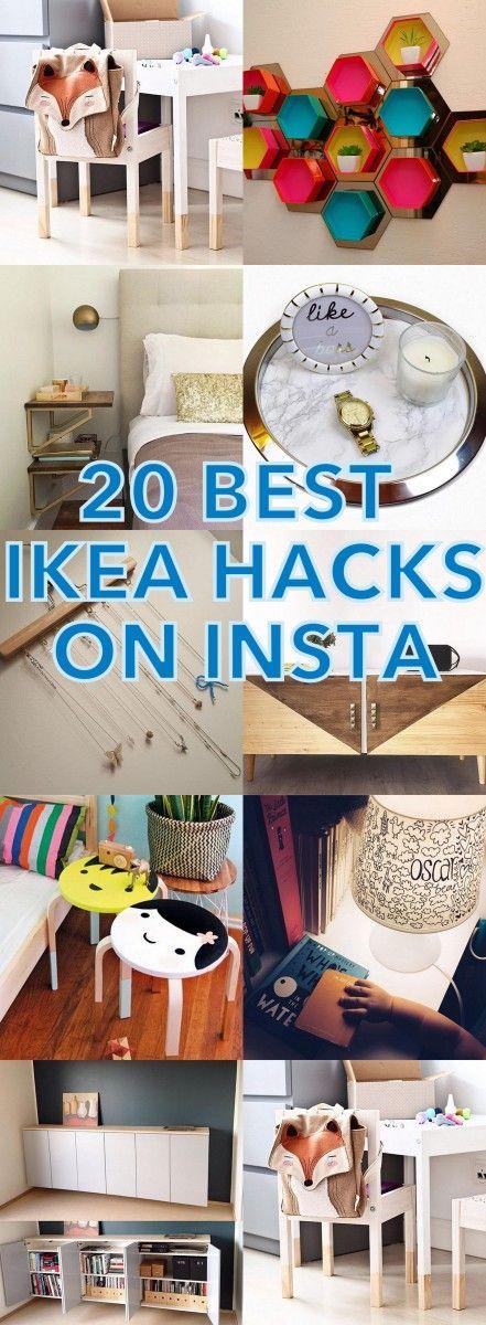 #InstaFav: 20 best IKEA hacks on Instagram - IKEA Hackers