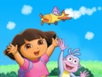 Dora Birthday Party Printable Wall Decor from Nick Jr.com