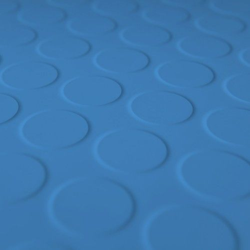 Teal Blue Studded Tiles   Available From Stock | 500mm X 500mm | Ideal For  Kitchens