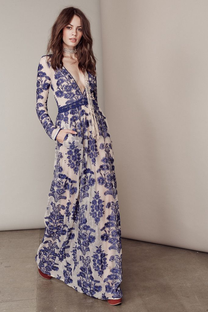 TEMECULA MAXI DRESS – For Love & Lemons