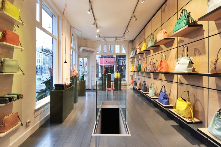beautiful Smaak Amsterdam bags store