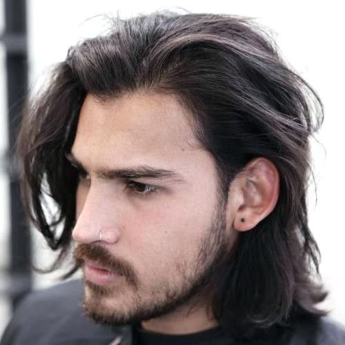 31 Unique Mens Long Hairstyles Short Sides – mens hairstyle short sides long top, mens hairstyles long fringe short back and sides, mens hairstyles lo