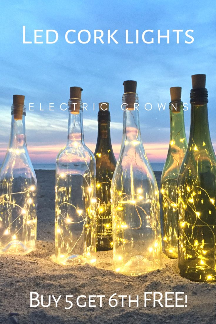 Wine Bottle Lights Bottle Lights Table Decor Wine Decor Wedding Table Fairy Lights For Your Wine Bottles Wine Gift No Bottle Wedding Centerpieces Diy Wine Bottles Wine Bottle Centerpieces Wedding Wine