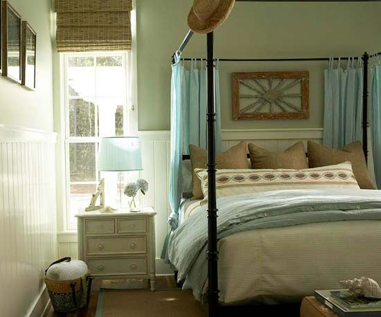 1000+ Ideas About Seaside Bedroom On Pinterest