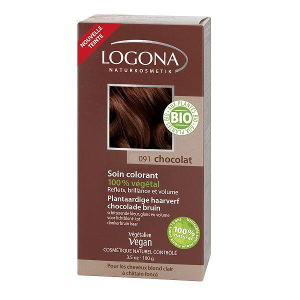 Soin Colorant 100% Végétal Chocolat
