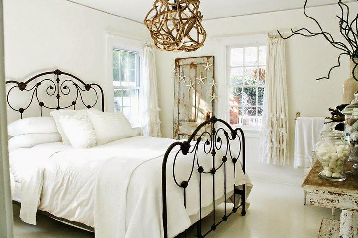 Minty Inspirations: Natura w białym domku