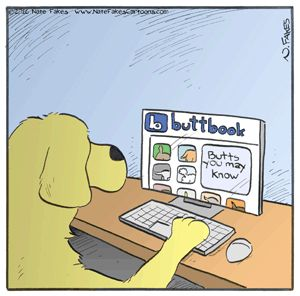 Buttbook! Ah, Larson! Enjoy RushWorld boards, FUNNIEST CARTOONS EVER, UNPREDICTABLE WOMEN HAUTE COUTURE, WTF FASHIONS and DOGS DRIVING CARS. See you at RushWorld on Pinterest. New content daily, always something you'll love!