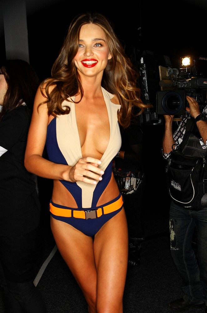 Miranda Kerr . Kerr began modelling in the fashion industry when she was 13, starting at Chaay's Modelling Agency, and soon after winning a 1997 Australian nationwide model search hosted by Dolly magazine and Impulse fragrances