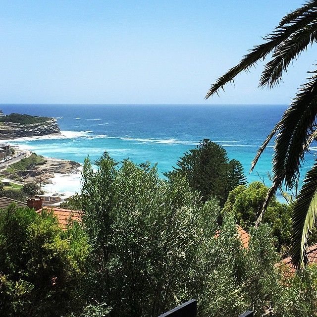 Bronte Beach #balconyviews #sea  Photo: http://instagram.com/joannewilkinson