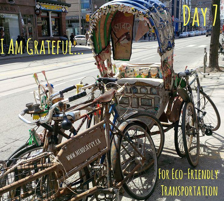 Toronto Rickshaw!  #GetOutside #EcoFriendly #Vintage