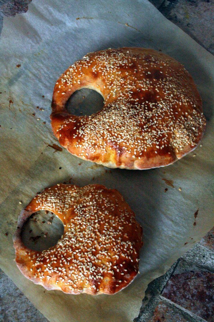 Ka'ak recipe | Savory Street Bread