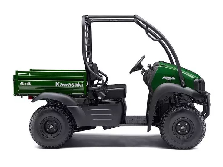 New 2017 Kawasaki MULE SX 4X4 ATVs For Sale in California. MSRP is $8099 PACKED WITH VALUE AND UNDENIABLE CAPABILITY, THE NEW 2017 MULE SX 4X4 SIDE X SIDE HAS A RUGGED NEW APPEARANCE AND ENHANCED COMFORT AND VERSATILITY. THIS DURABLE WORKHORSE EASILY FITS IN THE BED OF A FULL-SIZE PICKUP TRUCK FOR EASY TRANSPORT. 401cc air-cooled, 4-stroke; selectable 2WD/4WDSteel cargo bed with textured floor is durable and scratch resistant Up to 1,100-lbs. towing capacity and 400-lbs. cargo bed capacity…