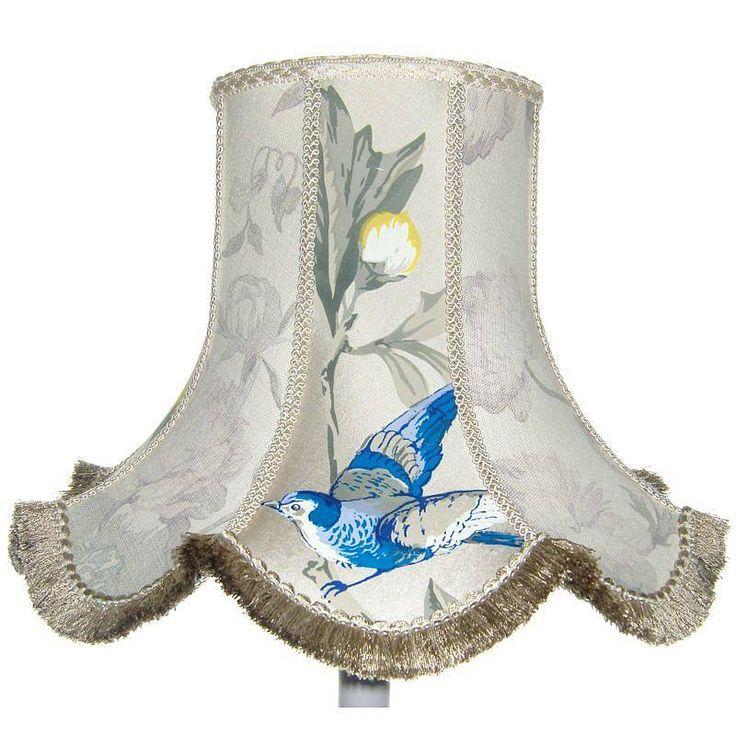 burford patchwork lampshade by beauvamp | notonthehighstreet.com