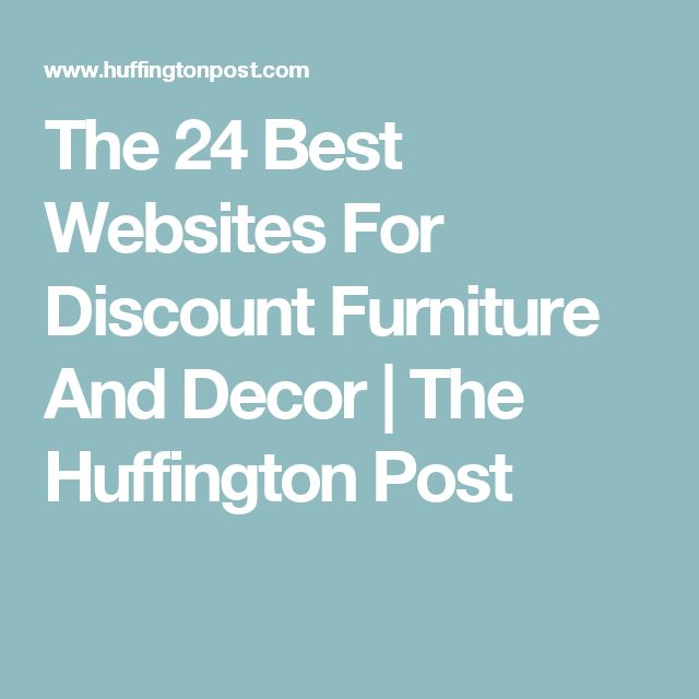 Best 25+ Discount Furniture Ideas On Pinterest