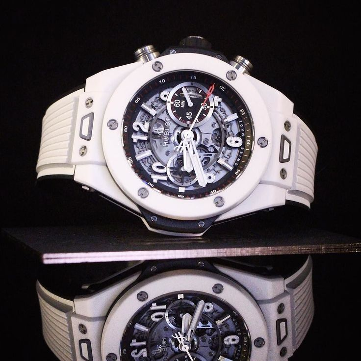 The #Magnificent #Hublot #BigBang in #White #Unico Enquire on WhatsApp 44 7921 338836