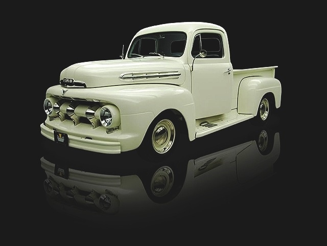 u002751 Ford F1 LOve This Truck!! Imagine this in glossy black and you & 100 best Ford Trucks images on Pinterest | Ford trucks Cars and ... markmcfarlin.com