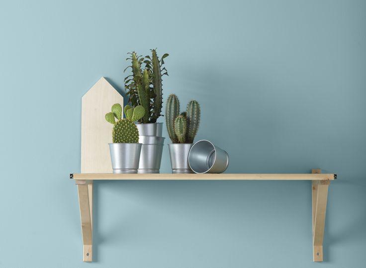 BINTJE sierpot | IKEAcatalogus nieuw 2018 IKEA IKEAnl IKEAnederland planten groen cactus binnen woonkamer slaapkamer keuken zolder badkamer potten