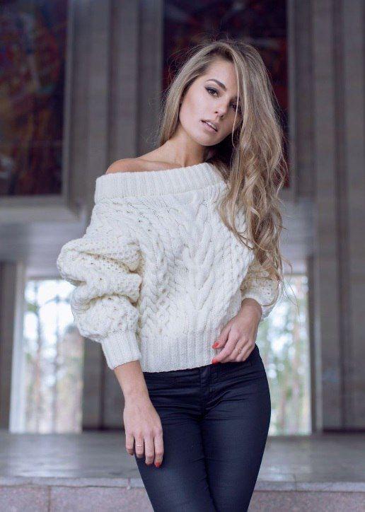 свитер Ruban