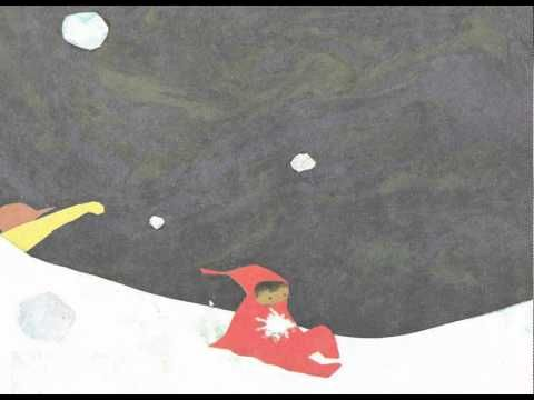 3:16- the snowy day-I wish I would have seen this earlier...I read this story 4 times this week!