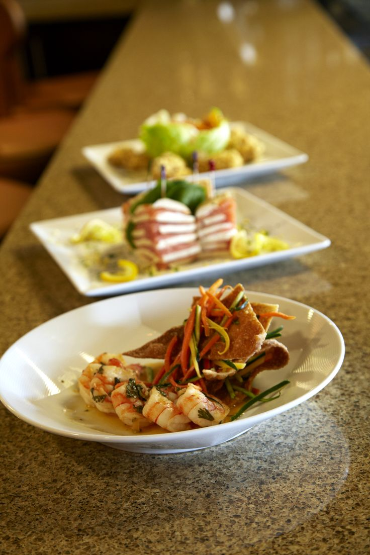 Chef's Trio Plated Creation #Weddings