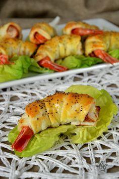 Gamberi in crosta, un delizioso finger food per i vostri buffet.  http://blog.giallozafferano.it/rafanoecannella/gamberi-in-crosta/
