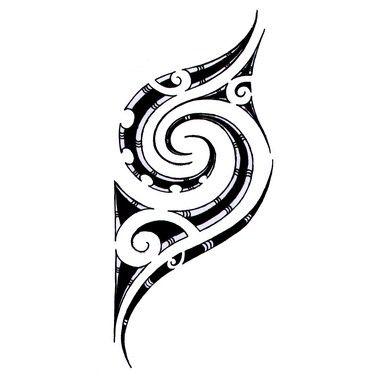 Watch online free - maori koru tattoos design