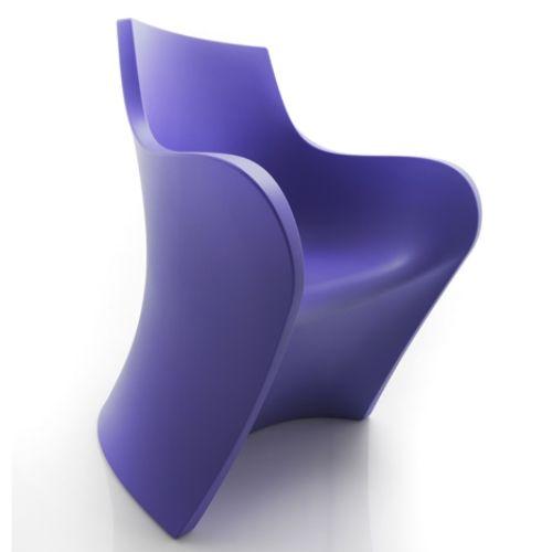 designer karim rashid has created this chair for italian furniture brand bline