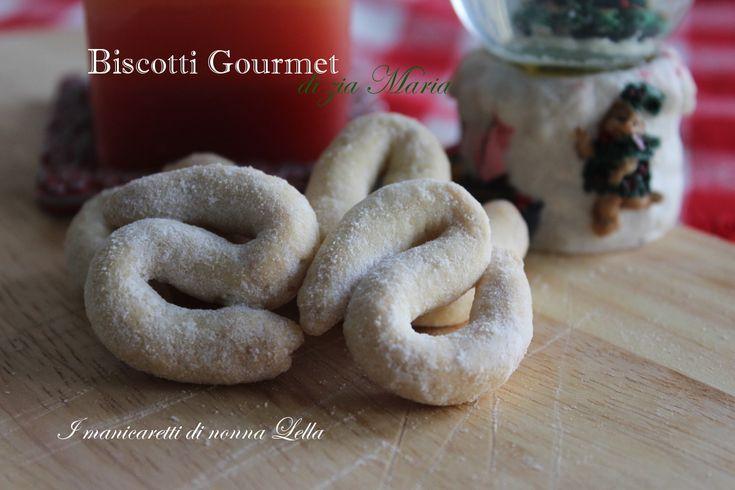 Biscotti gourmet di zia Maria
