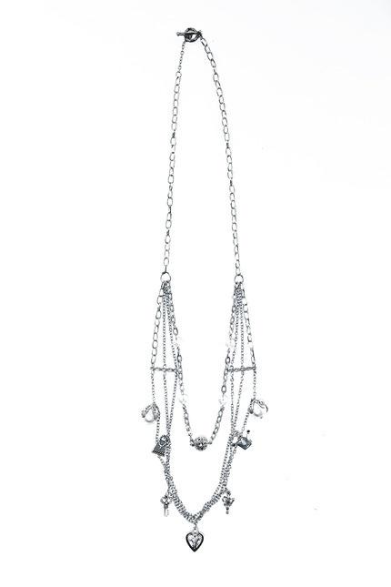 Chessa Necklace by Kitty Kitz