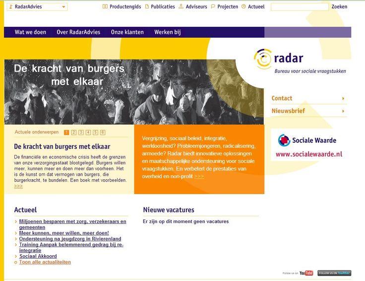 RadarAdvies