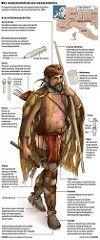Ötzi, the Iceman | by Adolfo Arranz